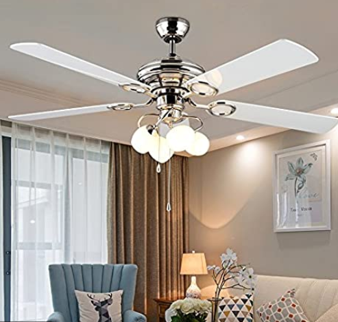 unique ceiling fan design