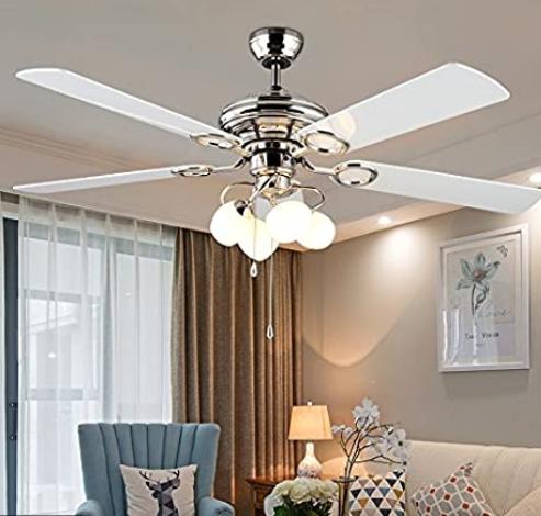 unique ceiling fan design